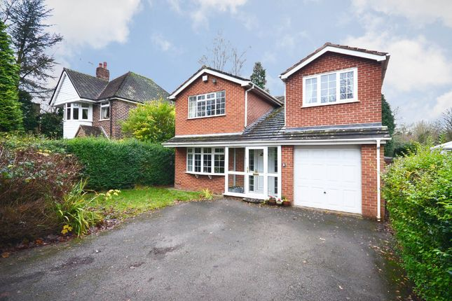 Thumbnail Detached house for sale in Grindley Lane, Blythe Bridge, Stoke-On-Trent