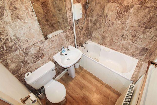 Bathroom of Rosemount Place, Aberdeen AB25