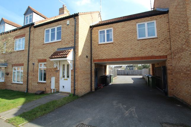 Thumbnail Terraced house for sale in St. Margarets Avenue, Wolston, Coventry