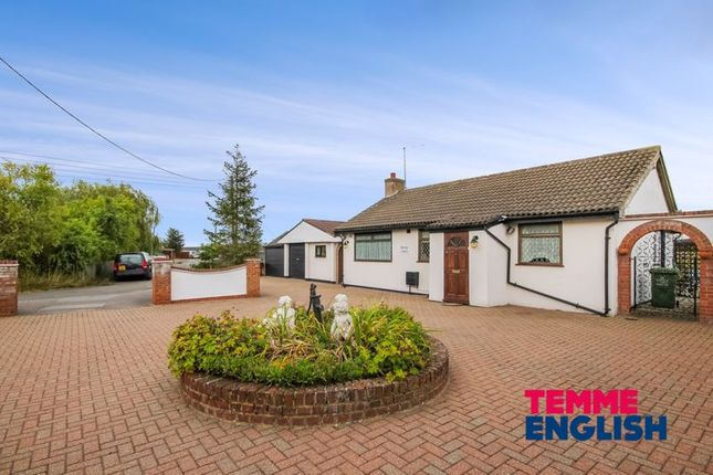 Thumbnail Detached bungalow for sale in Woodland Drive, Fobbing, Stanford-Le-Hope