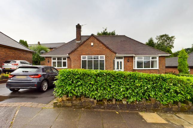 Thumbnail Bungalow for sale in Lane Drive, Grotton, Oldham
