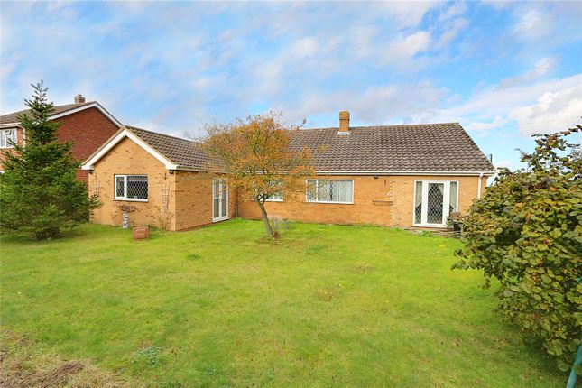 Thumbnail Bungalow for sale in Ruards Lane, Goxhill, Barrow-Upon-Humber, Lincolnshire