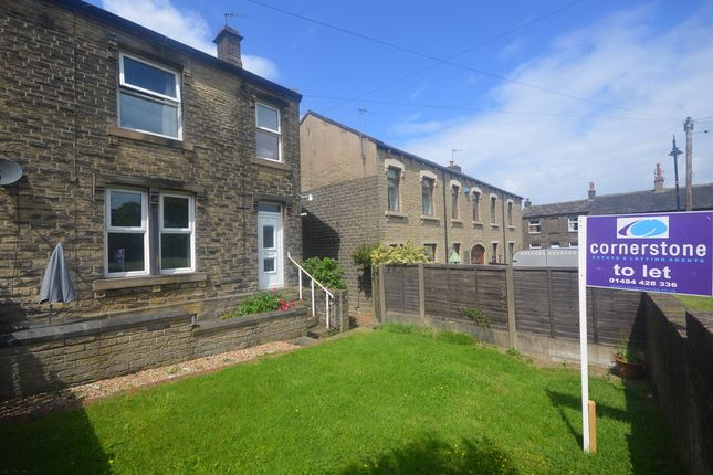 Thumbnail Semi-detached house to rent in Holmfirth Road, Meltham, Holmfirth, West Yorkshire