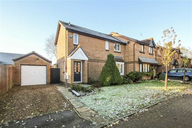 Thumbnail Semi-detached house to rent in Aintree Close, Bletchley, Bletchley