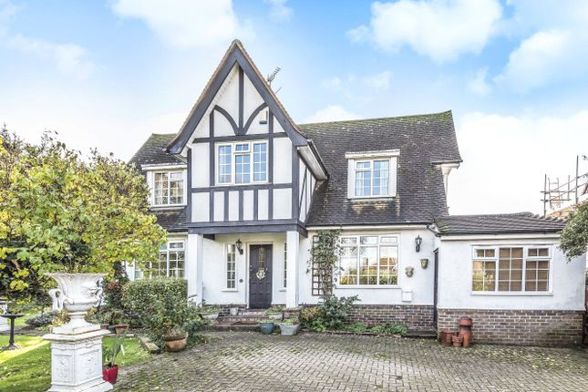 Thumbnail Detached house for sale in Eastbourne Road, Willingdon, Eastbourne, East Sussex