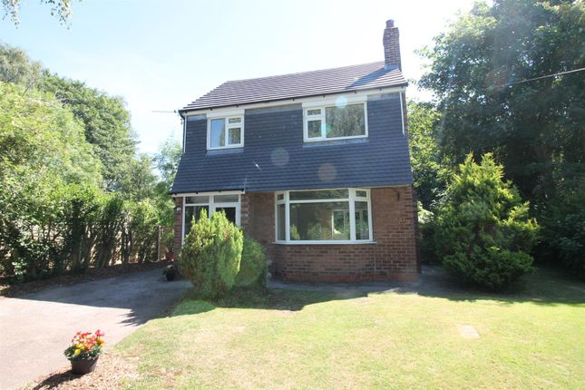Thumbnail Detached house to rent in Bent Lanes, Urmston, Manchester