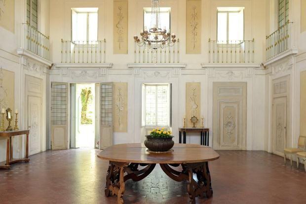 Picture No. 12 of Villa Il Moro, Impruneta, Tuscany, Italy