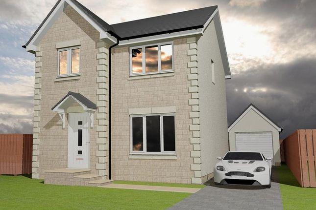 Thumbnail Detached house for sale in Herbison Crescent, Shotts