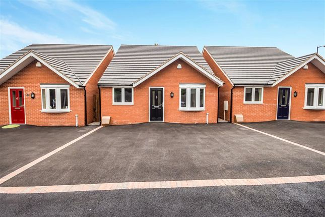 Thumbnail Detached bungalow for sale in Leabrook Road, Wednesbury