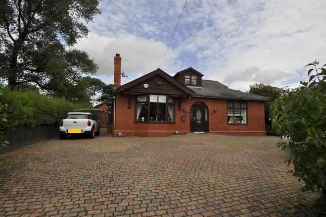 Thumbnail Detached bungalow for sale in Cranford, Mottram Road, Hyde