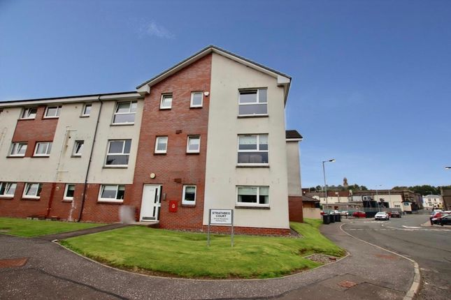 Thumbnail Flat for sale in Strathbeg Court, Airdrie