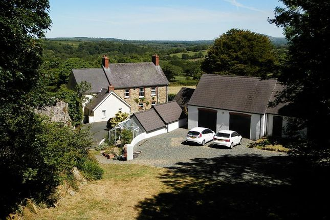 Thumbnail Property for sale in Un Named Road, Brynberian, Nr Newport, Pembrokeshire