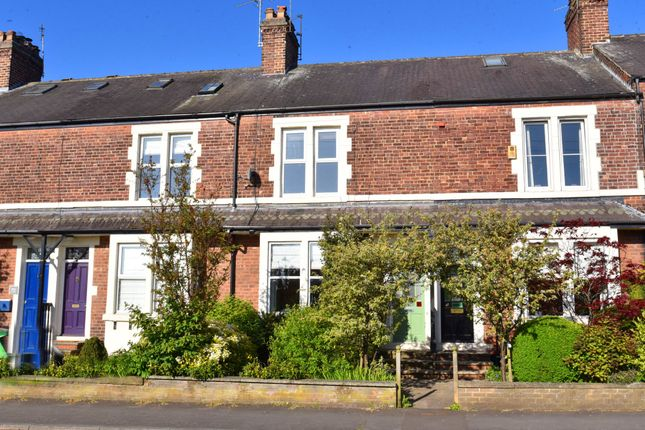Thumbnail Terraced house to rent in Stonefall Avenue, Harrogate