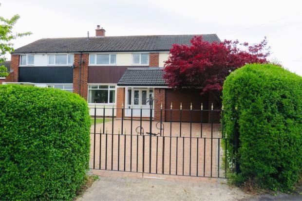 Thumbnail Semi-detached house for sale in Jackson Road, Houghton, Carlisle