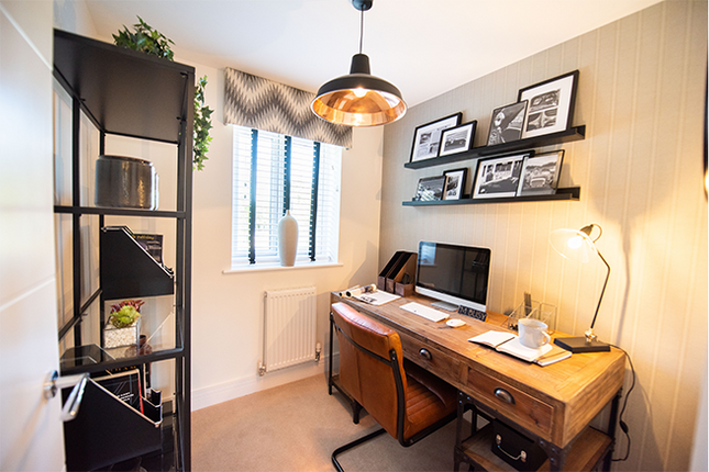 Study/Play Room of Plot 42 - The Ealing, Crowthorne RG45