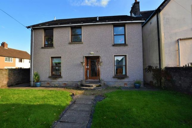 Thumbnail Detached house for sale in Hilton Crescent, Alloa