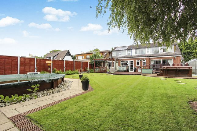 Thumbnail Detached house for sale in Garstang Road East, Poulton-Le-Fylde