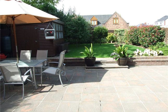 Rear Garden of Bryant Lane, South Normanton, Alfreton DE55