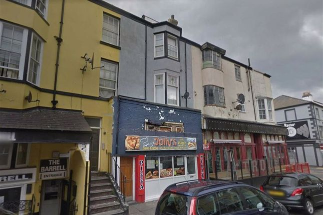Thumbnail Commercial property for sale in Water Street, Rhyl