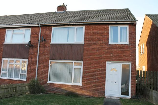 End terrace house to rent in East Lea, Newbiggin-By-The-Sea