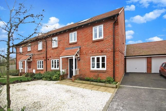 Thumbnail Semi-detached house for sale in Wellesbourne Crescent, High Wycombe
