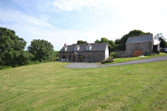 Thumbnail Property for sale in Melinau, Lampeter Velfrey, Narberth