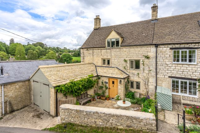 Thumbnail End terrace house for sale in Pitchcombe, Stroud