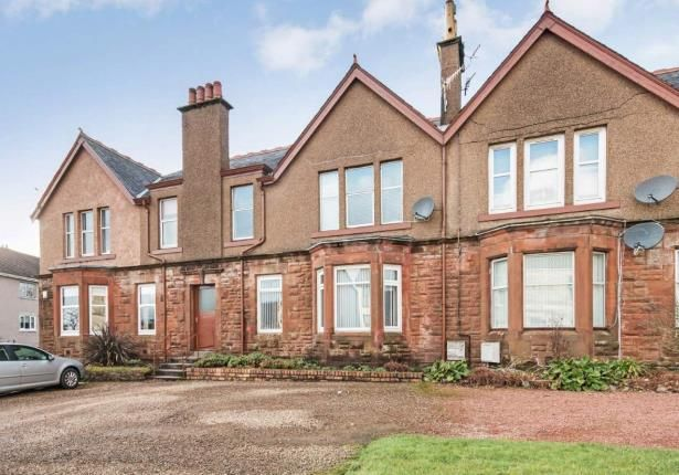 Thumbnail Flat for sale in Well Street, West Kilbride, North Ayrshire, Scotland