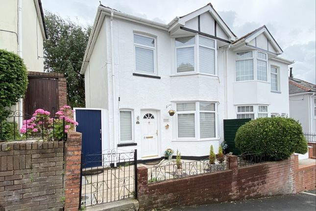 Thumbnail Semi-detached house for sale in Plasdraw Place, Aberdare, Mid Glamorgan