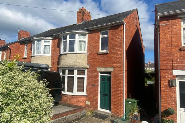 3 bed semi-detached house to rent in Abbotsbury Road, Weymouth DT4