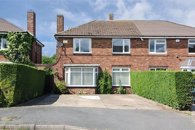 Thumbnail Semi-detached house for sale in Smarts Avenue, Shenstone Wood End, Lichfield