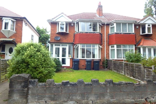 Thumbnail Semi-detached house to rent in Kemshead Avenue, Northfield, Birmingham
