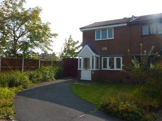 Thumbnail Property to rent in Deborah Avenue, Fulwood, Preston