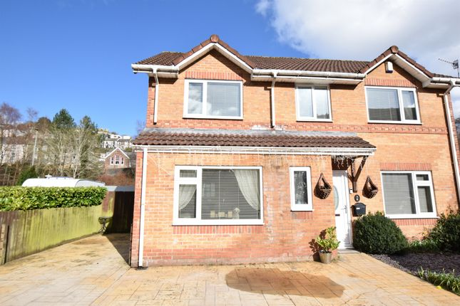 4 bed detached house for sale in St. Davids Park, New Tredegar NP24