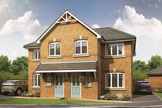Thumbnail Semi-detached house for sale in Rivington Grange, Bolton