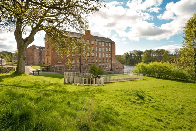 Exterior of Mid Mill, Mill Square, Stanley Mills, Stanley PH1