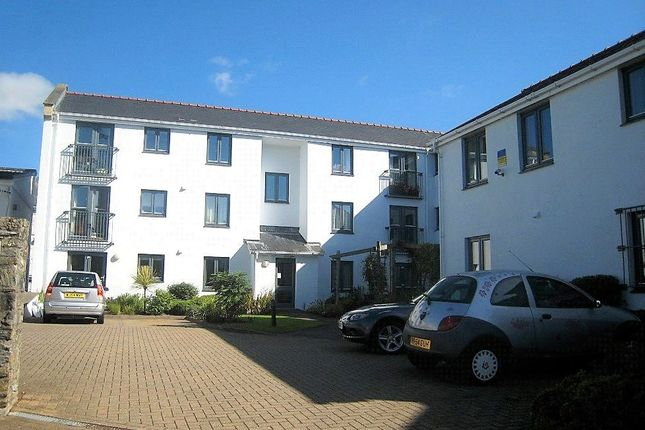 Thumbnail Flat for sale in Highbridge Court, 96-100 Ridgeway, Plymouth, Devon