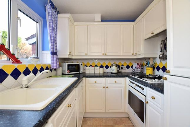 Thumbnail Detached house for sale in Menzies Avenue, Basildon, Essex