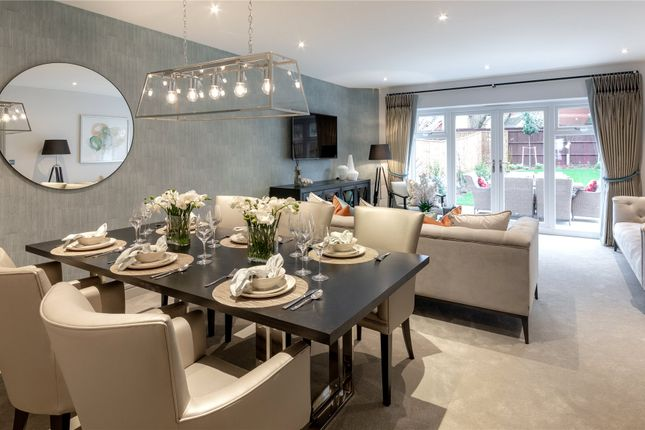 Thumbnail Semi-detached house for sale in Larks Hill Green|, Off Sopwith Road, Warfield, Berkshire