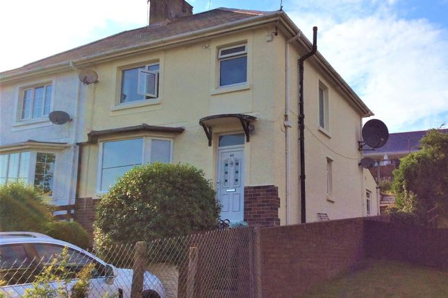 Thumbnail Semi-detached house for sale in Plymouth Road, Barry, South Glamorgan