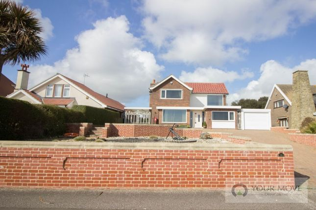 Thumbnail Detached House For Sale In Gunton Cliff, Lowestoft