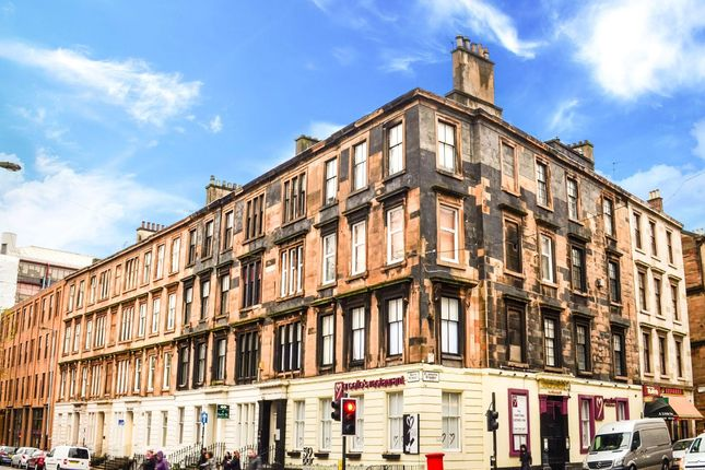 Thumbnail Flat for sale in Bath Street, Glasgow