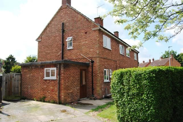 Thumbnail Semi-detached house for sale in Gaywood, King's Lynn, Norfolk