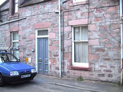 Thumbnail Flat to rent in Rosebery Place, Inverness
