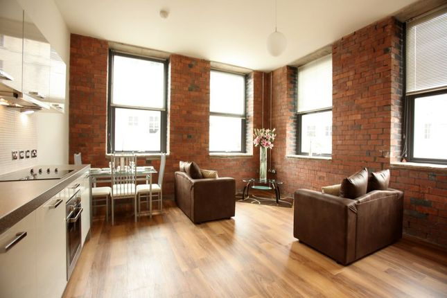 Thumbnail Flat to rent in Spinning House, Blakeridge Mill, Batley