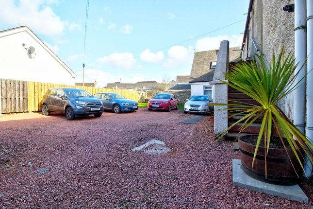 Rear Parking of Trongate, Stonehouse, Larkhall ML9