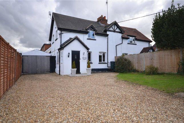 3 bed semi-detached house for sale in Old Kempshott Lane, Basingstoke, Hampshire RG22