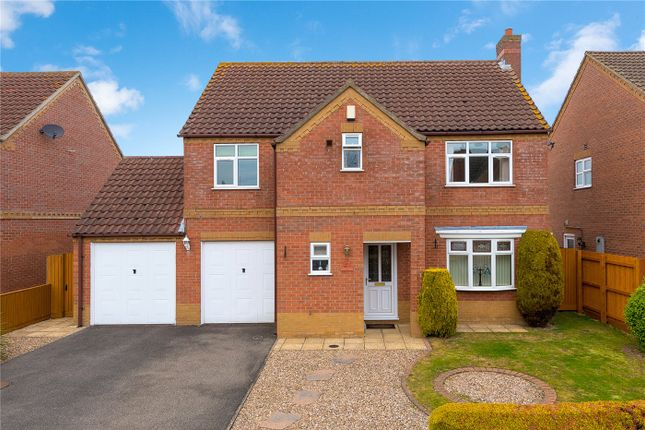 Thumbnail Detached house for sale in Field Road, Billinghay, Lincoln, Lincolnshire
