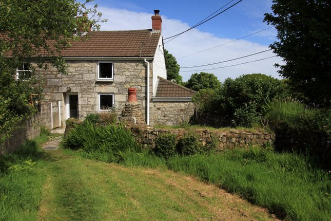 Thumbnail Cottage for sale in Godolphin Cross, Helston