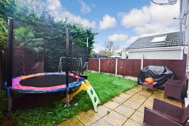 Rear Garden of Camden Road, Broadstairs, Kent CT10